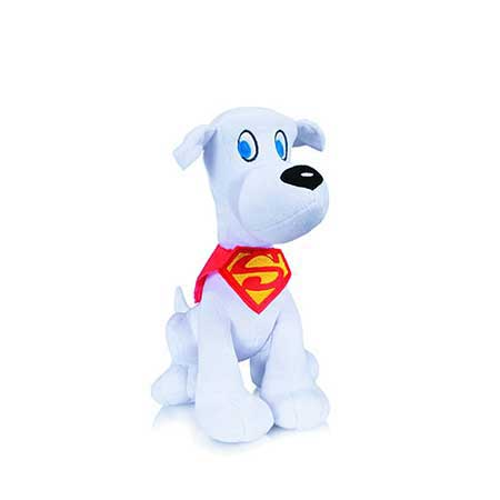 DC Comics Super Pets Krypto Plush Figure