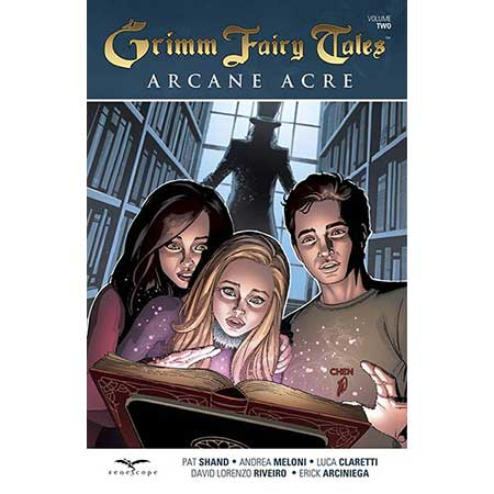 Grimm Fairy Tales Arcane Acre Vol 2