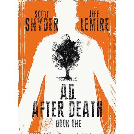 A.D. After Death Book 1
