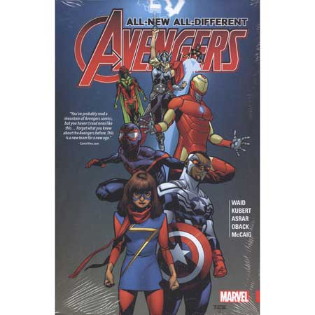 All New All Different Avengers Vol 1