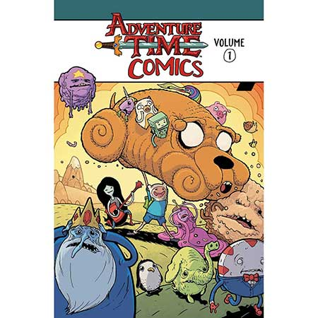 Adventure Time Comics Vol 1