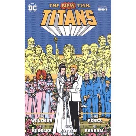 New Teen Titans Vol 8