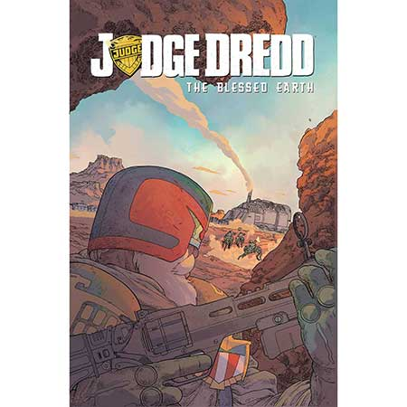 Judge Dredd Blessed Earth Vol 1