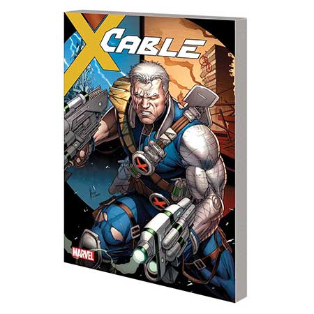 Cable Vol 1 Conquest