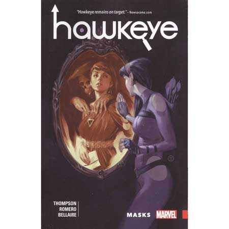 Hawkeye Kate Bishop Vol 2 Masks