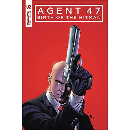 Agent 47 Birth Of Hitman #2
