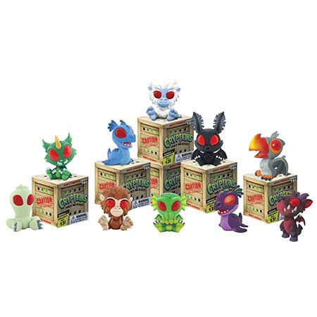 Cryptkins Mini Figure Blind Box Asst