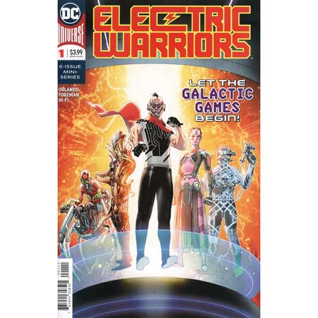 Electric Warriors #1