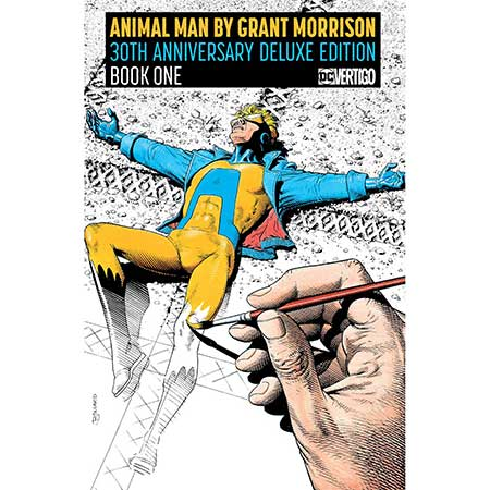 Animal Man By Grant Morrison Book 1 30Th Anniversary Deluxe Edition