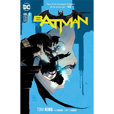 Batman Vol 8 Cold Days