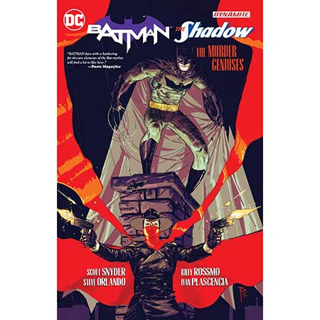 Batman Shadow The Murder Geniuses