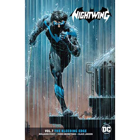 Nightwing Vol 7 The Bleeding Edge