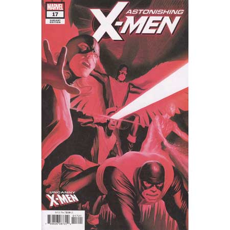 Astonishing X-Men #17 Ross Uncanny X-Men Variant