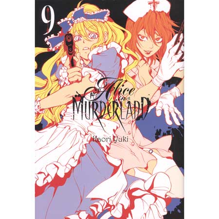 Alice In Murderland Vol 9