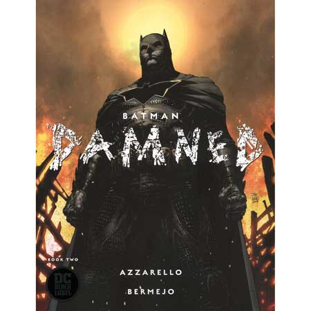 Batman Damned #2 Variant