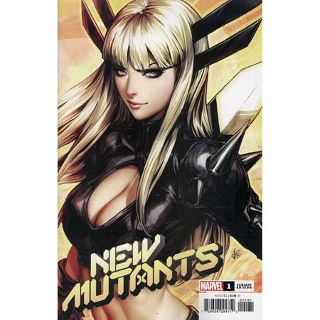 New Mutants #1 Artgerm Variant