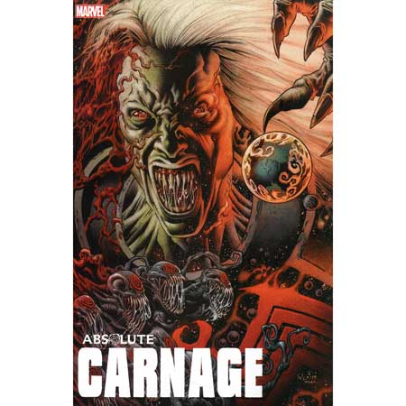 Absolute Carnage #5 Hotz Connecting Variant