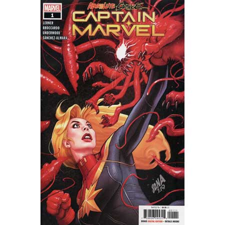 Absolute Carnage Captain Marvel #1