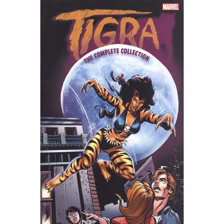 Tigra Complete Collection