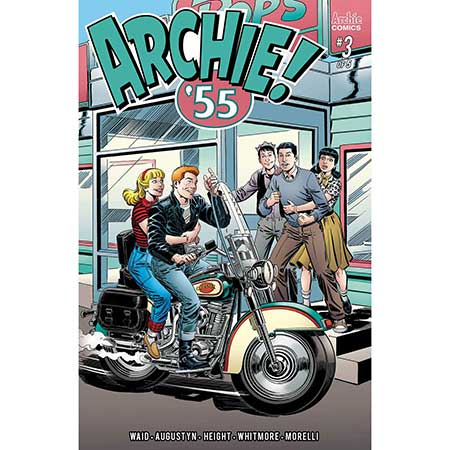 Archie 1955 #3 Cover B Ordway