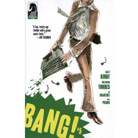 Bang #5 Cover B Kindt