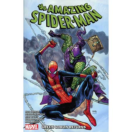 Amazing Spider-Man By Nick Spencer Vol 10 Green Goblin Returns