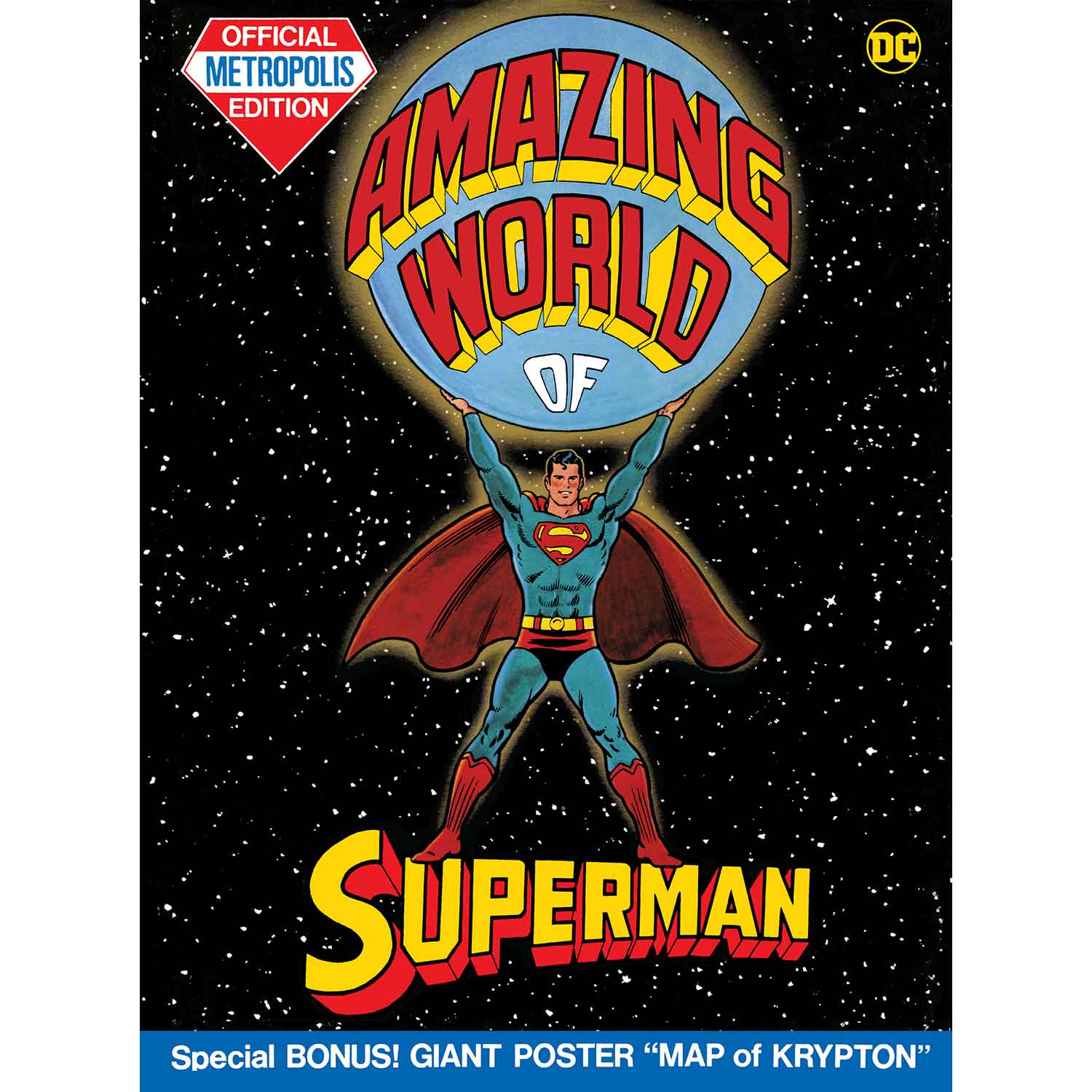 Amazing World Of Superman (Tabloid Edition)