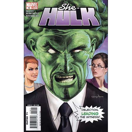 She-Hulk Vol 4 #19