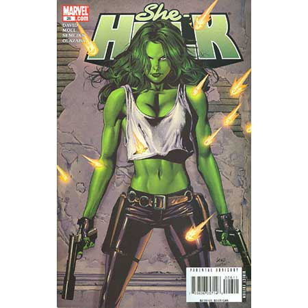 She-Hulk Vol 4 #26