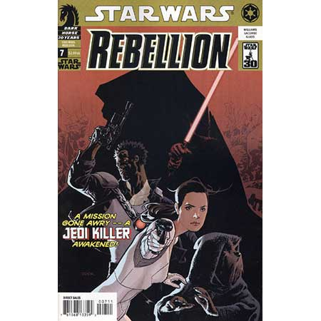 Star Wars: Rebellion #07