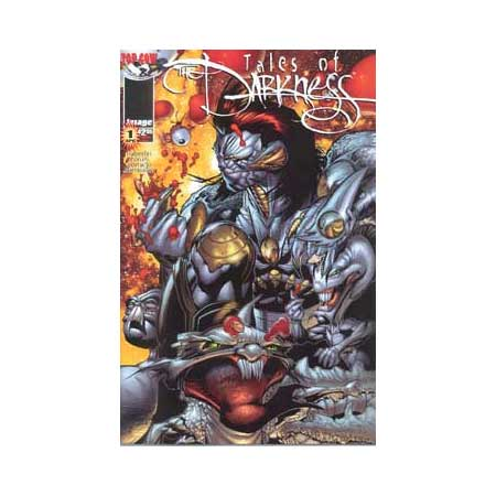Tales Of Darkness #1