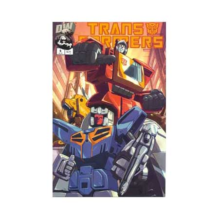 Transformers: Generation 1 #5A