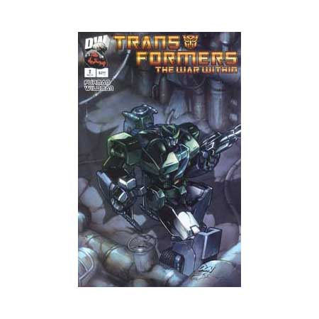 Transformers: War Within #2