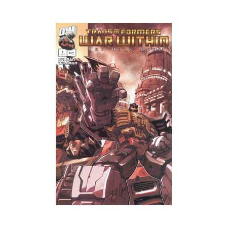 Transformers: War Within #1A