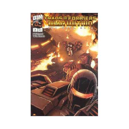 Transformers: War Within #3