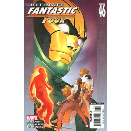 Ultimate Fantastic Four #46