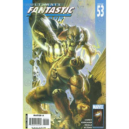 Ultimate Fantastic Four #53