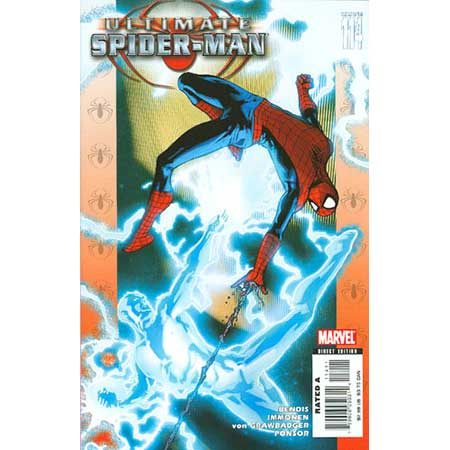 Ultimate Spider-Man #114