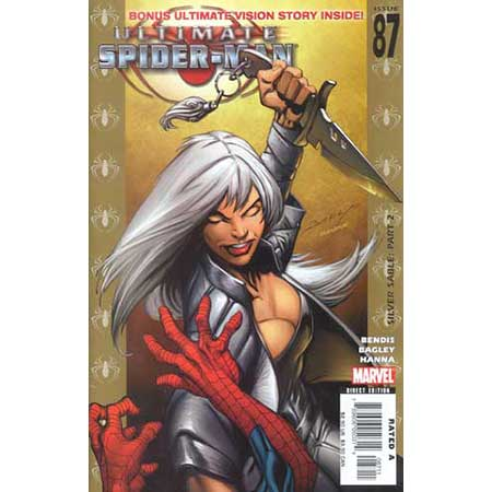 Ultimate Spider-Man #087