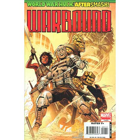 World War Hulk Aftersmash Warbound #1